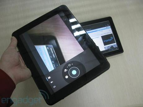 Android PAD 4.0: China-Tablet mit Ice Cream Sandwich.