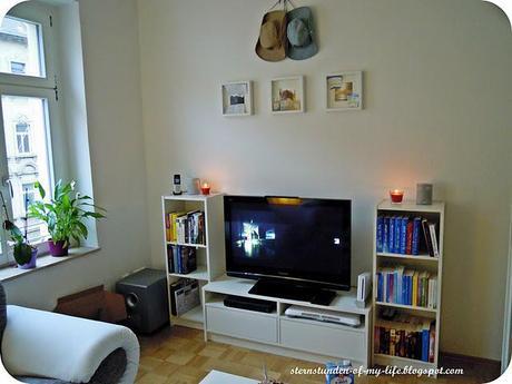 neue wohnung vorher nachher wohnzimmer. Black Bedroom Furniture Sets. Home Design Ideas