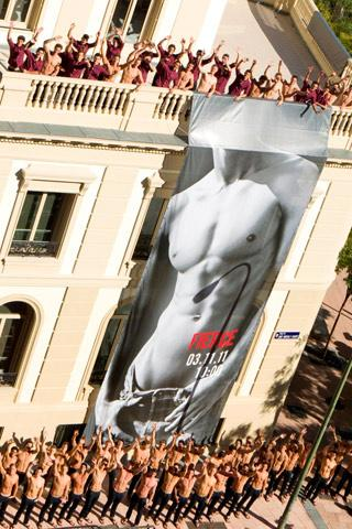 Abercrombie & Fitch Flagstore in Madrid