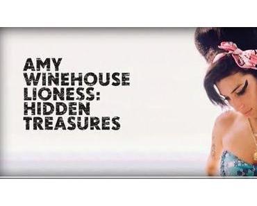 Amy Winehouse: Hidden Treasures artwork