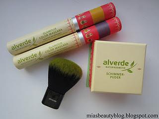 [Haul] alverde Matroschka Meets Beauty LE