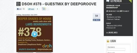 deepGroove meets Deeper Shades of House