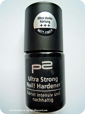 [Review] p2 Ultra Strong Nail! Hardener