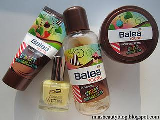 [Review] Balea Young Geschenkset Sweet Wonderland