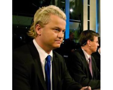 Geert Wilders ist schizophren, aber nicht jeder Schizophrene ist Geert Wilders