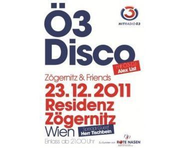 Ö3-Disco hilft Rote Nasen Clowndoctors in Residenz Zögernitz