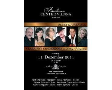 Beethoven-Gala für Clara Fey Kinderdorf