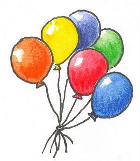 Das vierte Türchen in Werners Adventskalender:  Unser Traum, unsere Hoffnung - ein fliegender Luftballon!