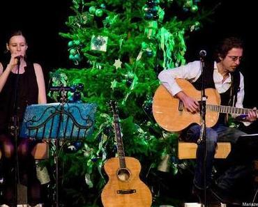 Papermoon Konzert beim Advent in Mariazell