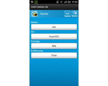 App-Tipp: mehr-tanken für Android