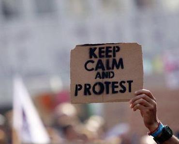 """""""Occupy""""-Erklärung gegen Krieg #1"""