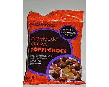 Thorntons Toffi-Chocs, Cadbury Biscbits Honeycomb Crunch