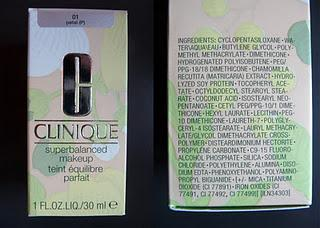 Review: Clinique Superbalanced Makeup