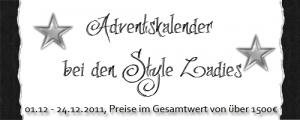 Adventskalender bei den Style Ladies