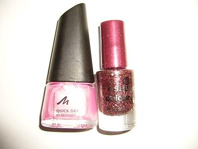 Neue Nagellacke | Essence Colour U0026 No. 72 Time For Romance Und Manhattan Quick Dry No. 55 T
