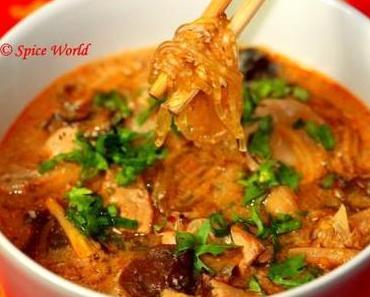 Sauer Scharf Suppe Suan La Tang