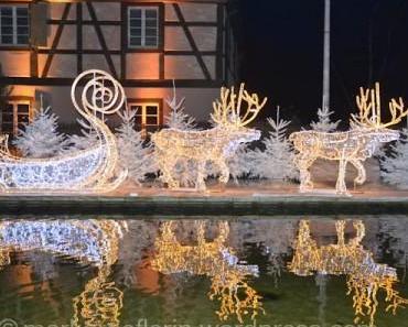 Bilder vom Weihnachtsmarkt in Ottmarsheim