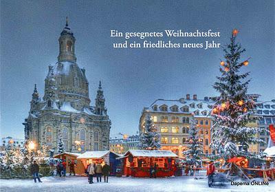 Dresden Weihnachten.Weihnachten An Der Frauenkirche