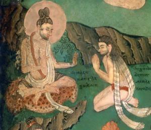 Fünfzig Verse der Hingabe an den Guru