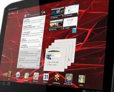 Motorola Xoom 2 soll Anfang Januar bei O2 erscheinen.