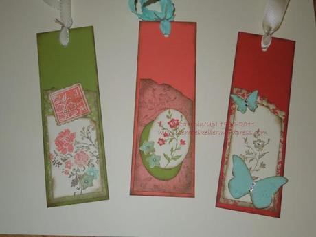 Stampin'Up! Sale-a-Bration 2012