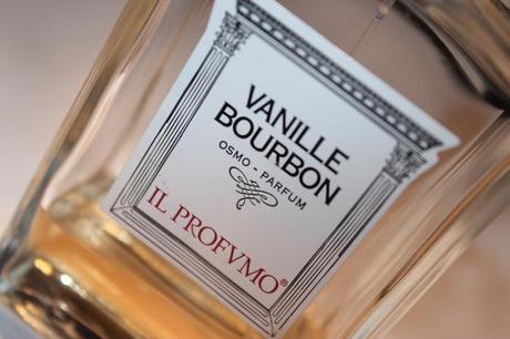 number one parfum vanille bourbon von il profumo. Black Bedroom Furniture Sets. Home Design Ideas