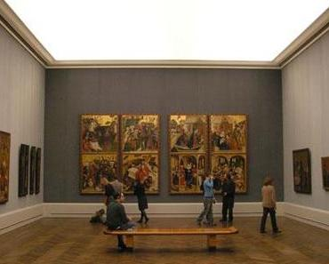 Die Gemäldegalerie in Berlin