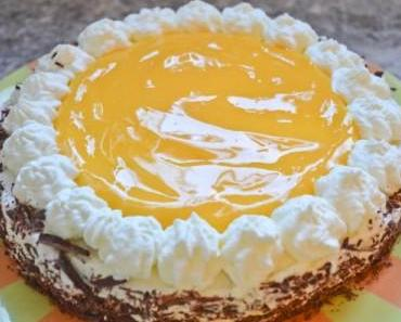 Mini Eierlikör Torte