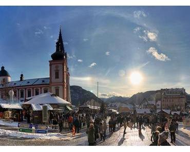 4. Adventsonntag – Schlusstag des Adventmarkts in Mariazell