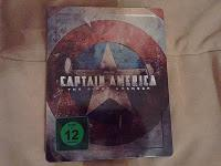 Blu-ray: Captain America (18.12.2011)