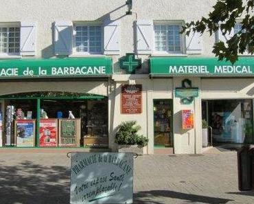 Apotheken in aller Welt, 195 : Carcassonne, Frankreich