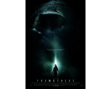 Erste bewegte Bilder zu 'Prometheus'