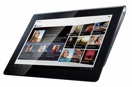 Sony Tablet S Unboxing