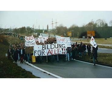 Dortmund, kurz nach der Flutung