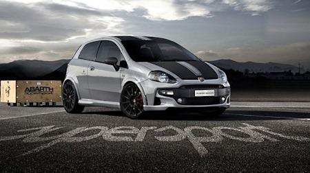 Fiat Abarth Punto SuperSport