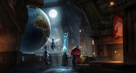 rise Rise of the Guardians: Neues Concept Art online
