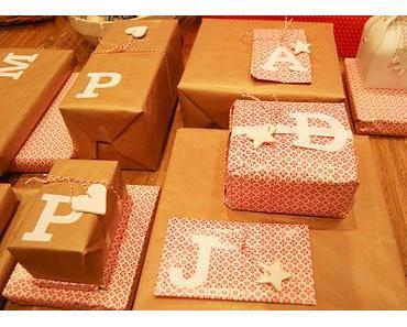 geschenke verpacken // tag 23