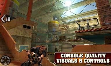 FRONTLINE COMMANDO – Satte 3D-Action für dein neues Android Phone