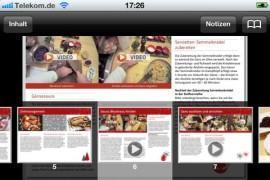 Die perfekte Weihnachtsgans – von Thomas Sixt auf iPad, iPhone, iPod touch im Videokochbuchzubereitet