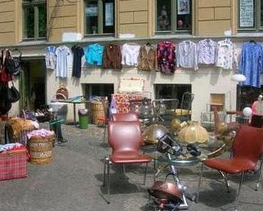 Second Hand Geschäfte in Berlin