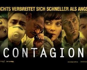 'Contagion' DVD und Blu-ray Start