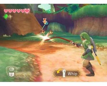 The Legend Of Zelda:Skyward Sword-Ernüchternde Verkaufszahlen in Japan und den USA
