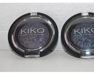Kikos gebackene Lidschatten - yummi