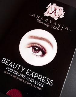 Review: Anastasia Beverly Hills - Beauty Express