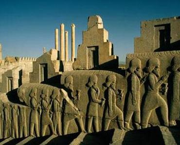Deutsche Archäologie-Exposition im  Iran