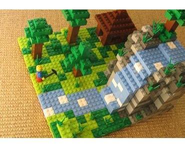 Minecraft - Mojang plant Lego-Produkte auf den Markt zu bringen