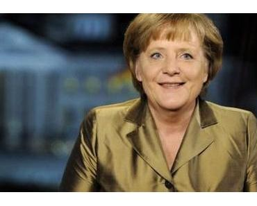 Neujahrsansprache 2012: Merkel ruft zum Durchhalten auf