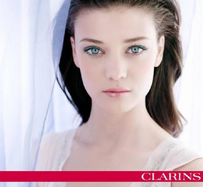 Clarins Colour Breeze Spring Look 2012