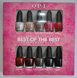 OPI Best of the Best