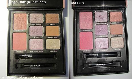 Catrice Sydney Collection Palette + Frohes Neues